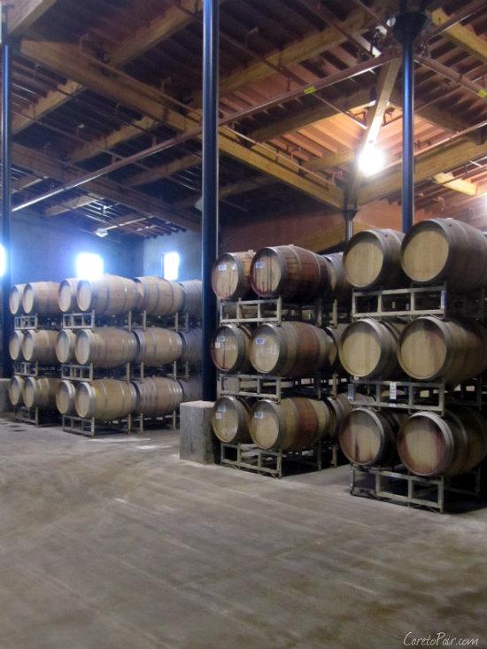 Terra d'Oro Winery Visit | CaretoPair.com