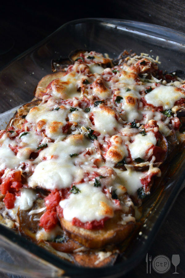 Classic Eggplant Parmesan Recipe and What Wine to Pair WIth It | CaretoPair.com