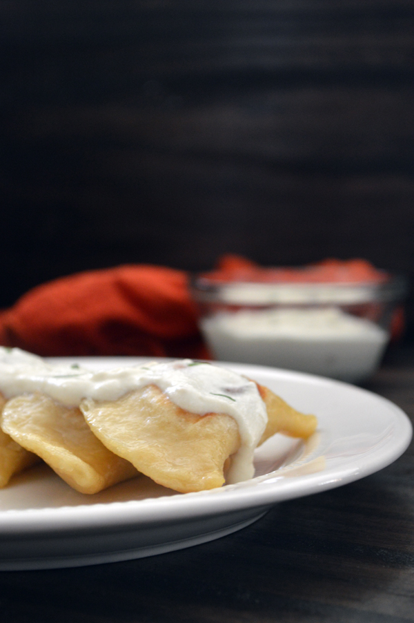 Homemade Pierogi and a Beer Pairing | CaretoPair.com