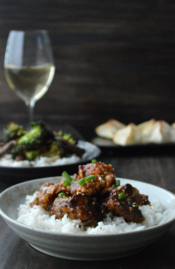 What Wine to Pair with Chinese Take Out: Pick Riesling for your favorite homemade or take out Chinese Dishes! | CaretoPair.com