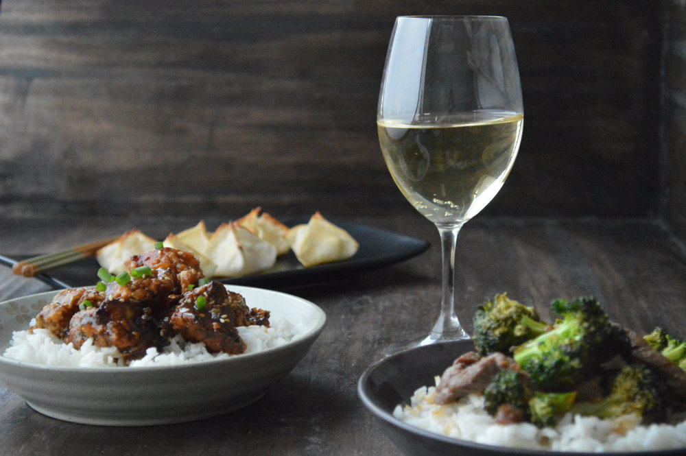 What Wine to Pair with Chinese Take-Out | CaretoPair.com