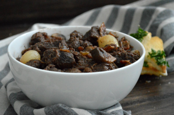 Beef Bourguignon Paired with a Classic, Red Burgundy | CaretoPair.com