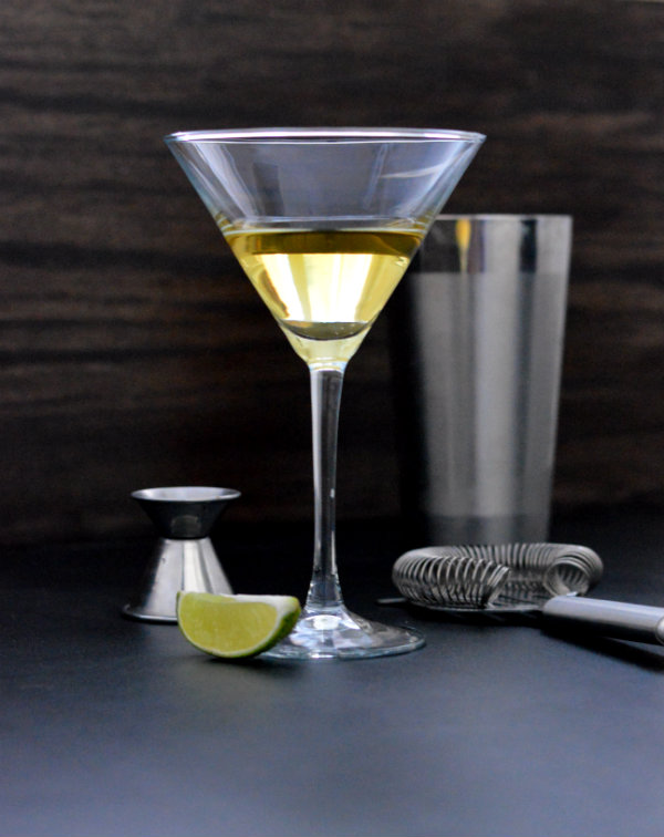 The GImlet is one of the easiest classic cocktails out there to make! Just a little gin and lime juice is all you need.