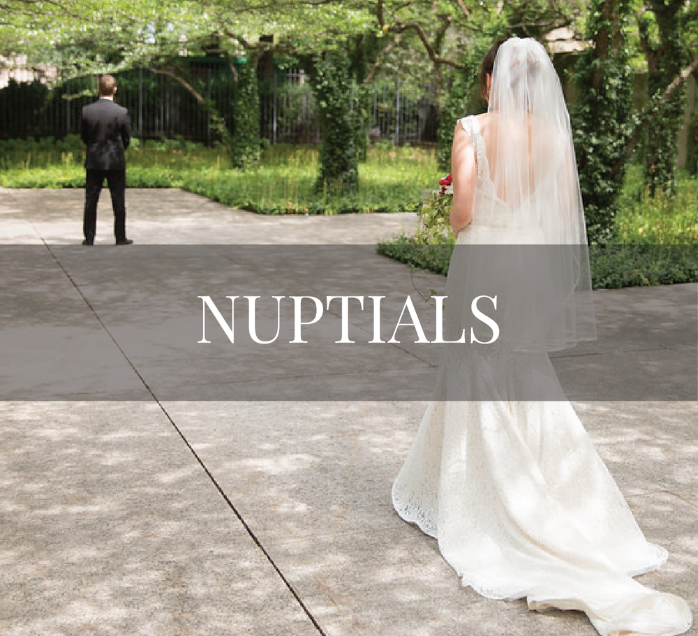 Allow us to guide you through one of the most important days of your life. We offer full planning as well as custom decor and day-of services.