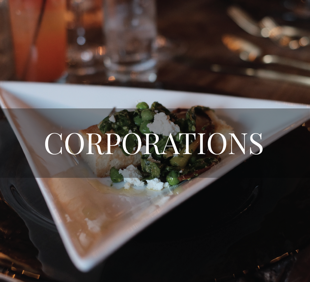 Are you committed to your corporate social responsibility? Is sustainability a priority for your corporation? Allow us to provide you with an interactive dining experience that will teach the importance of sustainability and provide your team with the tools to apply them in the future.