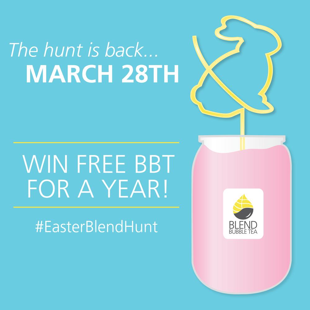 Easter Blend Hunt
