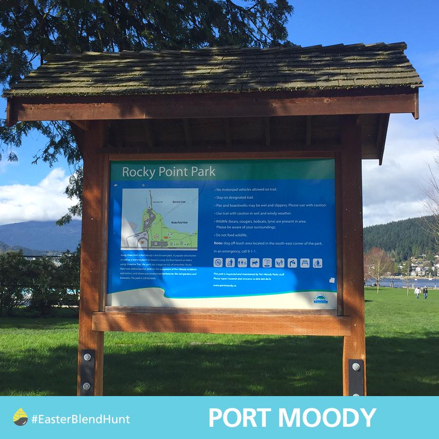 Port Moody Hints