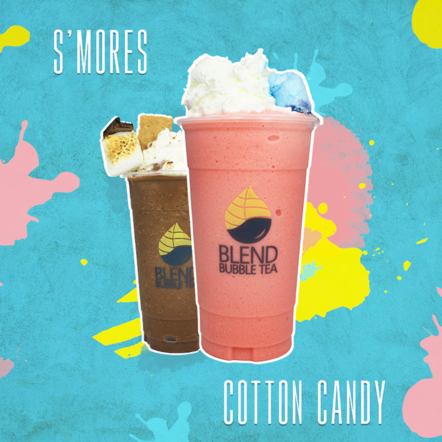 S'more Cotton Candy Specialty Blends