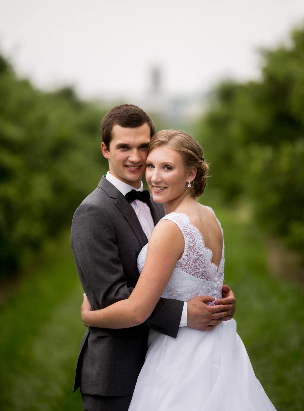 Tricia & Kenton @ Three Bridges Hall