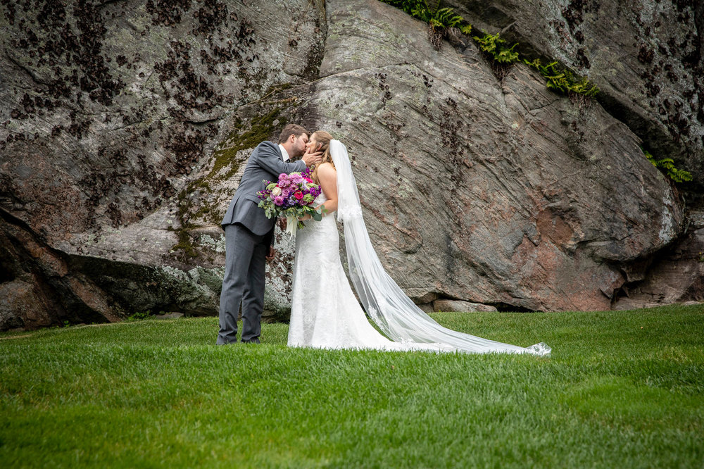 Mike & Meagan @ Muskoka Bay Club