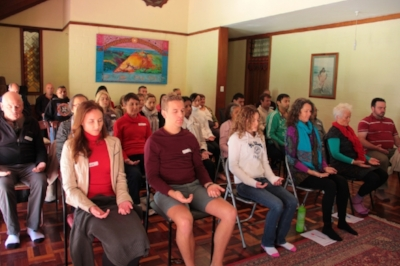 meditation classes and events -
