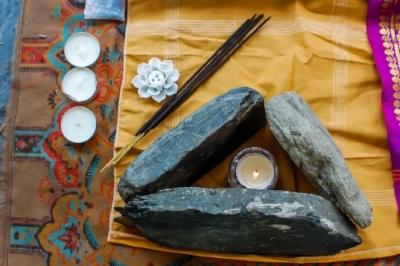 Online meditation -