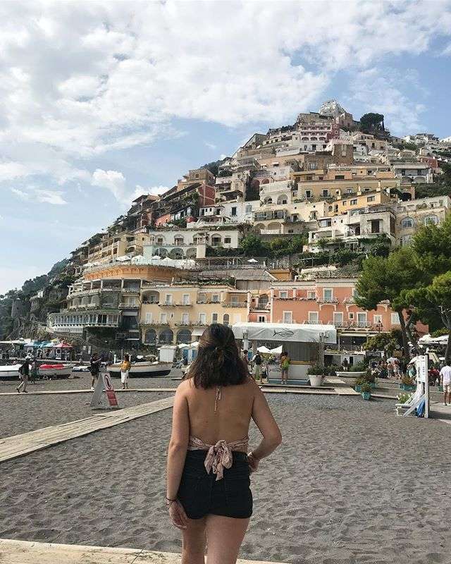"""Positano bites deep. It is a dream place that isn't quite real when you are there and becomes beckoningly real after you have gone."" – John Steinbeck"