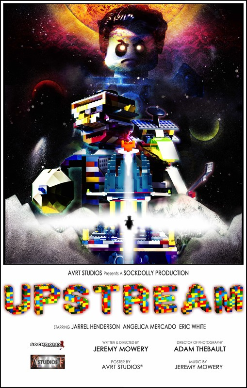 Upstream - Directed by Jeremy MoweryA robot love story about going against your programming.