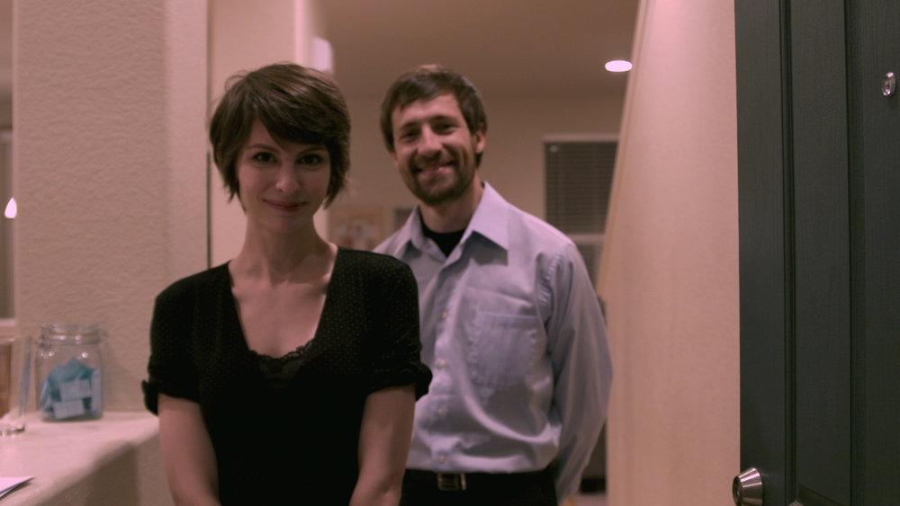 Dishwasher - Directed by Peter LivelyA couple struggles to load a dishwasher.