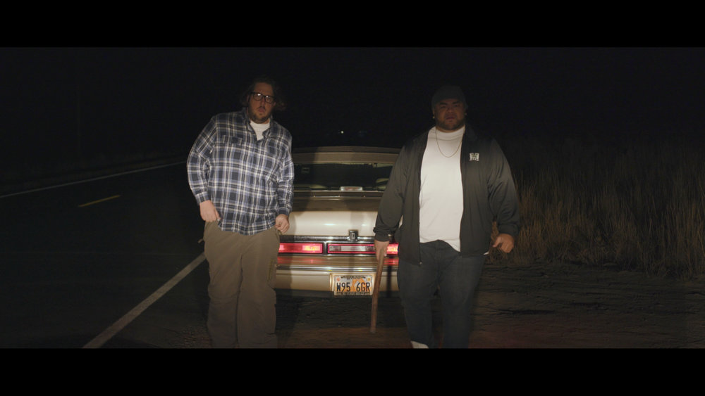 Radio - Directed by Lenni UittoSiblings and their friend go on a road trip to their parents house when they unexpectedly witness something they shouldn't have...and worse...the radio plays a creepy tune...