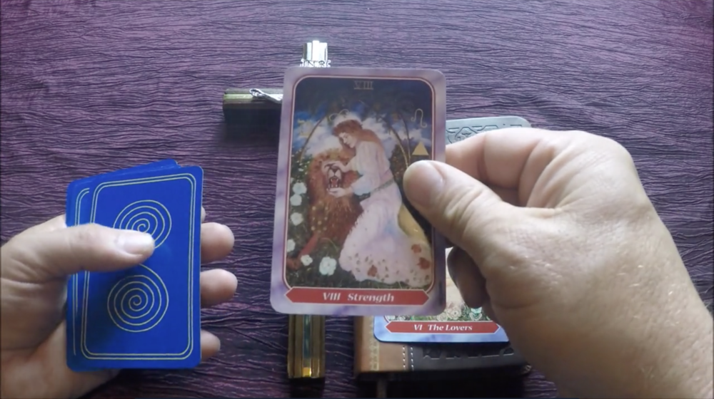 Tarot Dichotomy - Directed by Scott EnnisA cinematic poetry look at the dichotomy of symbols.