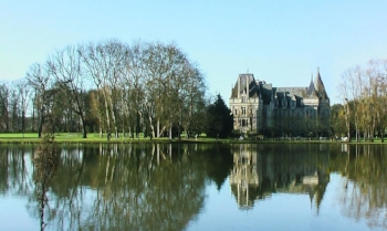 Our château in the Loire Valley