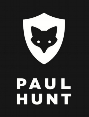 Paul Hunt fox logo with name.jpg