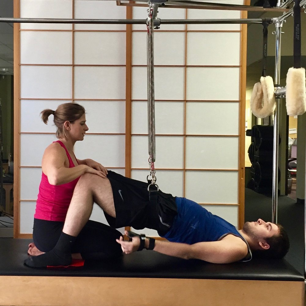Working with supportive equipment takes a load off your back.  -