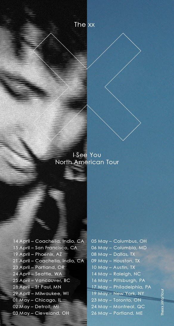 North American Tour Dates