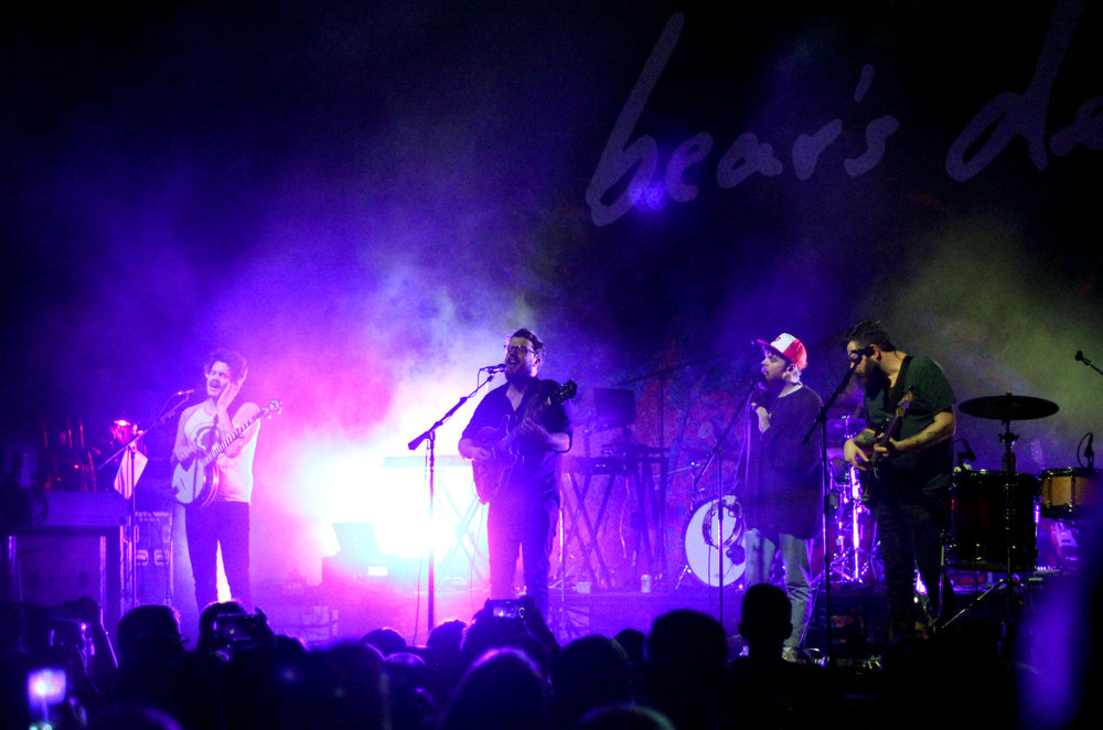 Bear's Den with Jack Garratt