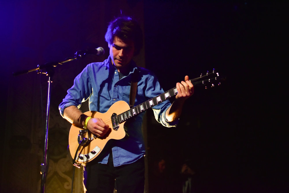 Guitarist Matt O'Keefe