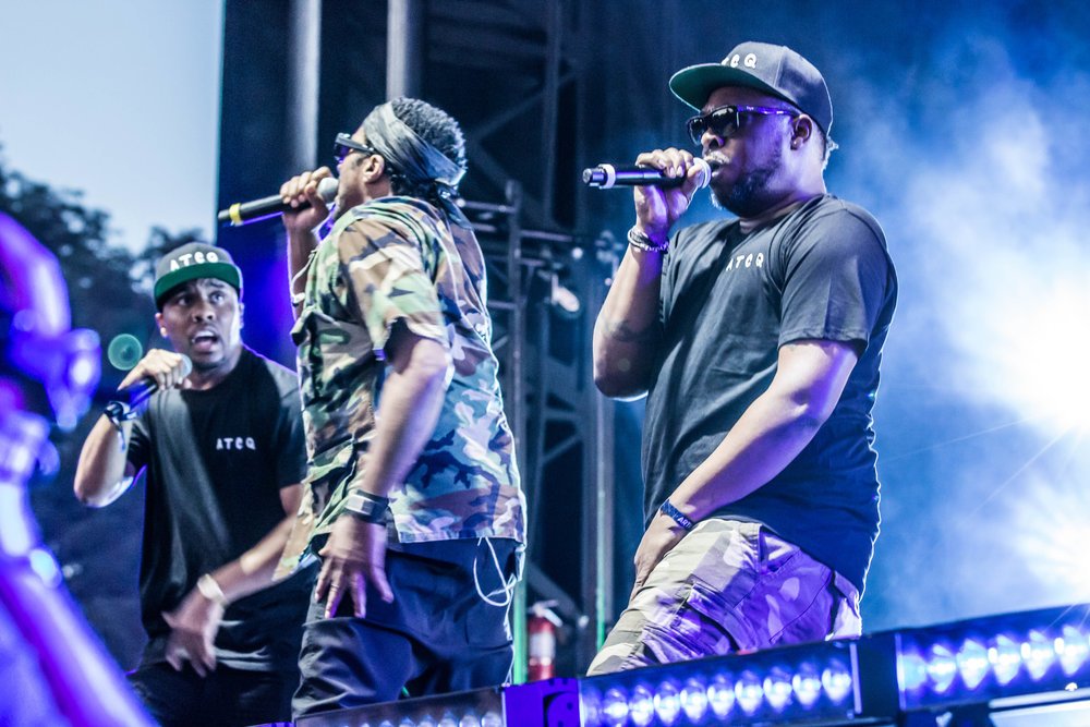 A Tribe Called Quest making their Chicago comeback
