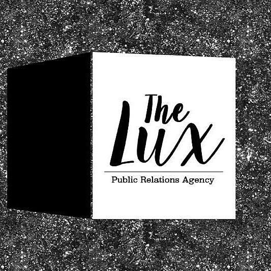 The Lux PR Logo