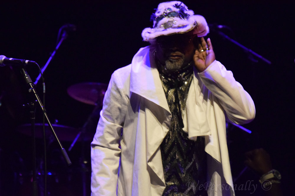 Legendary Funkmaster George Clinton brings the funk to Durham!