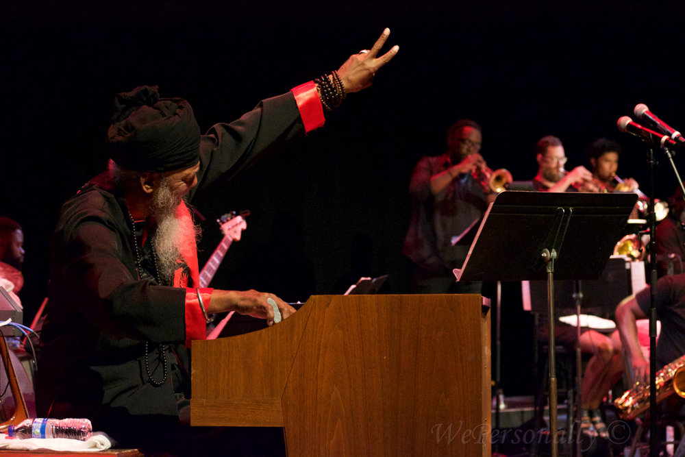 Jazz Composer and Musician Dr. Lonnie Smith performs at the Carolina Theatre.