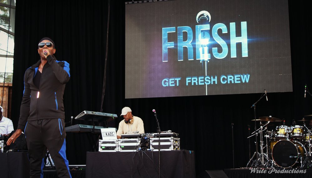 Hip-Hop Legend Doug E. Fresh
