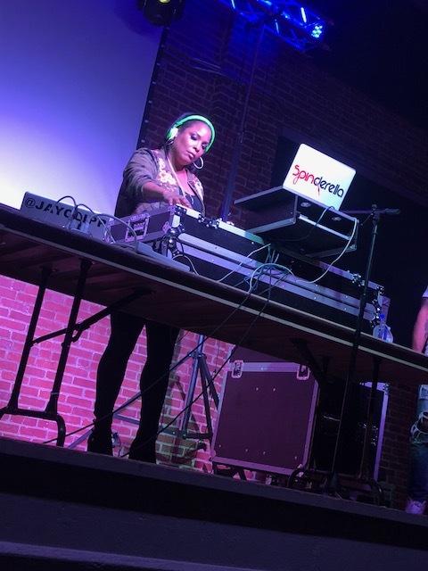 Acclaimed Celebrity DJ Spinderella