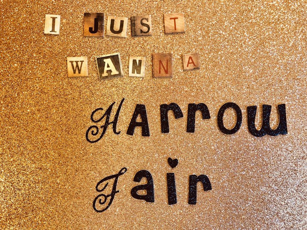 I Just Wanna_Harrow Fair_Single Artwork.jpg