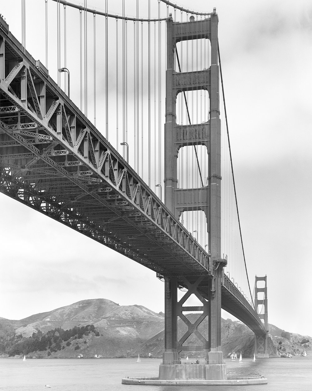 Golden Gate Bridge, San Francisco, 2016