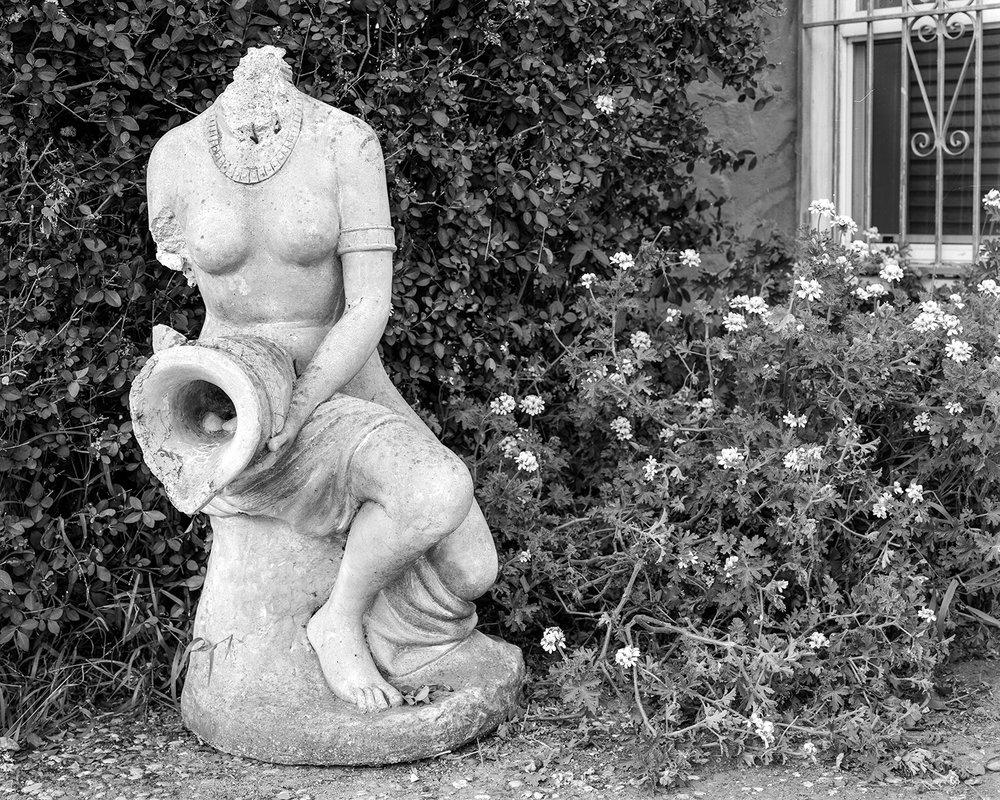 Headless Statue, San Francisco, CA 2017