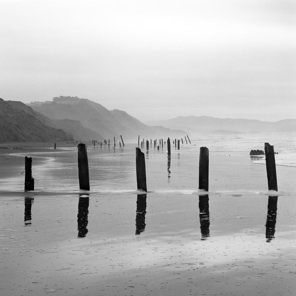 Five Poles, Fort Funston, San Francisco 2017