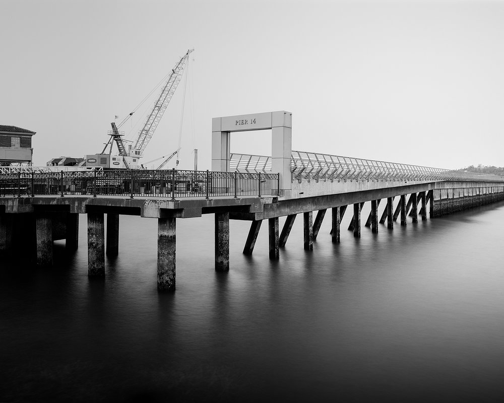 Pier 14 Perspective, San Francisco 2018