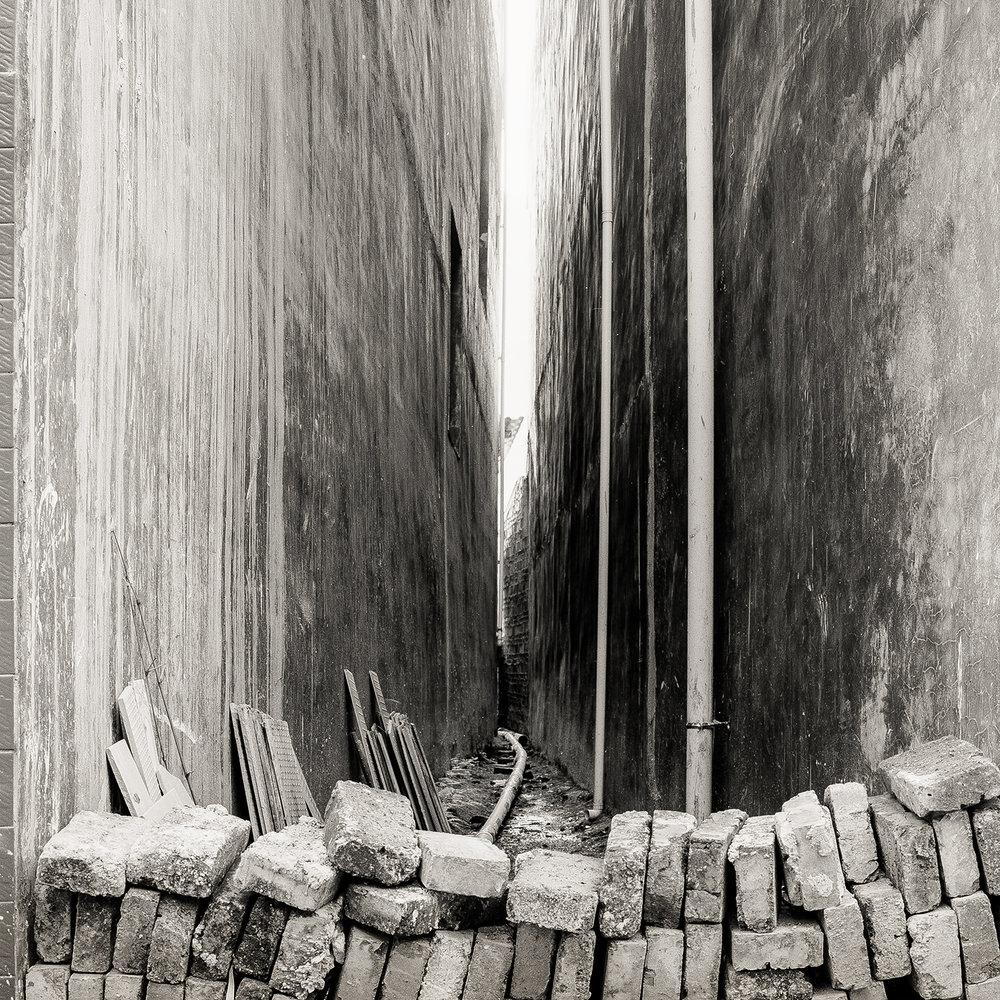 Narrow Alley, China, 2018