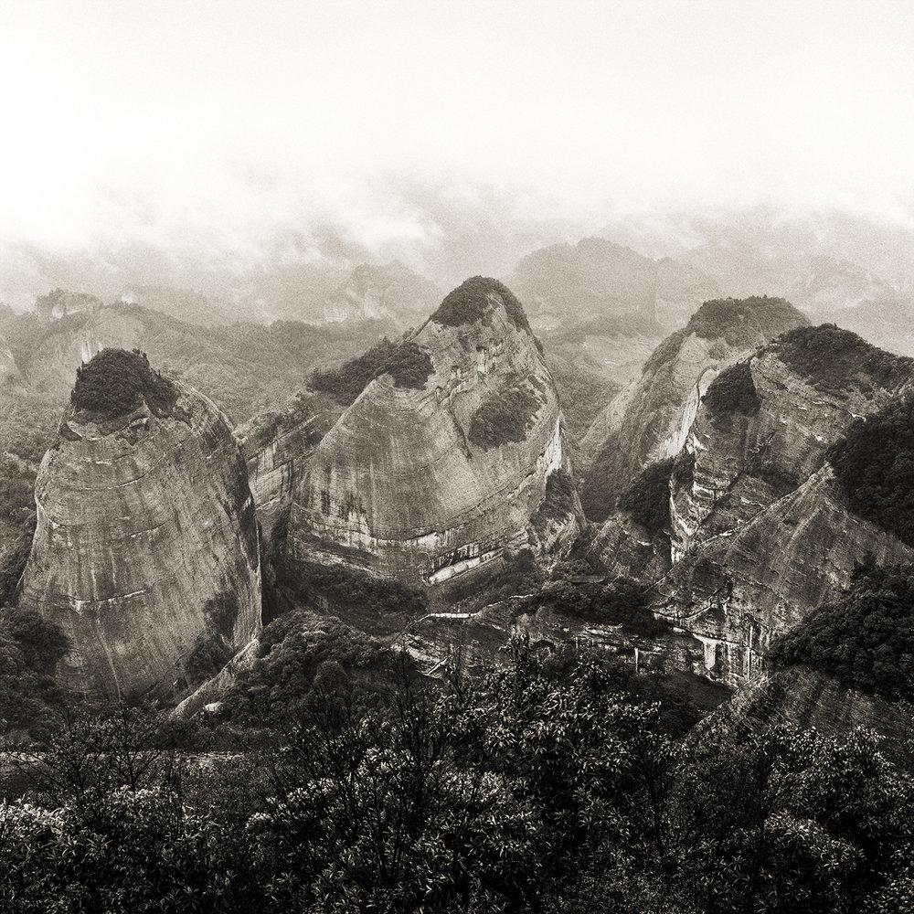 Triple Peak, China, 2018