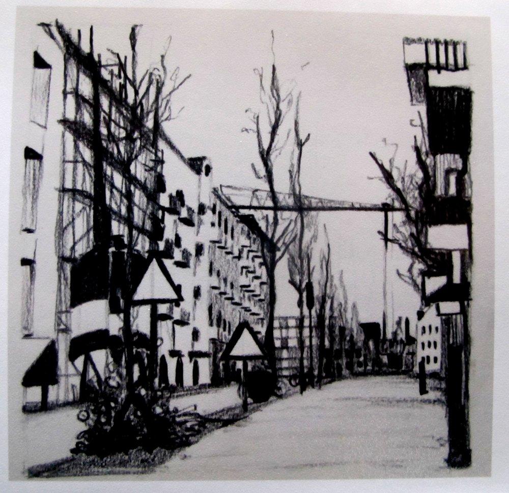 Backstreets of Friedrichshain