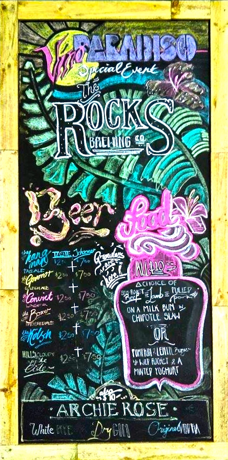 Chalk Work for the Rocks Brewing co(1). 2015.jpg