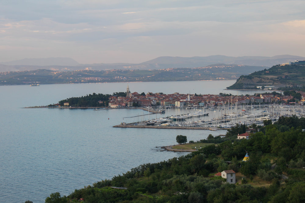 Breathtaking Izola