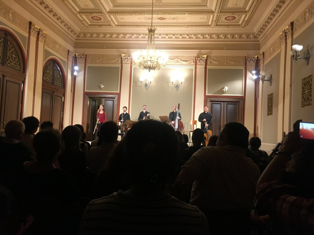 Classical Concert in Prague