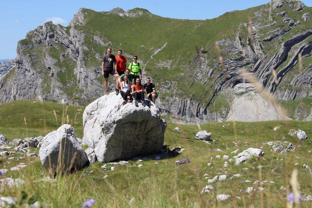 The amazing Balkan Trip Crew.
