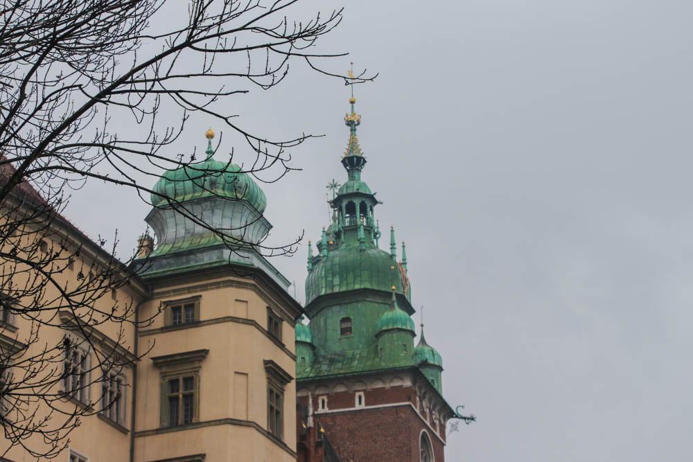 wawel castle krakow Poland