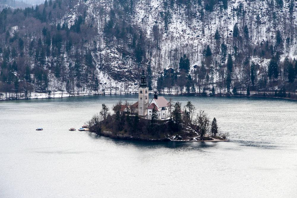 Lake Bled | Slovenia | Travel guide | Day trip Slovenia