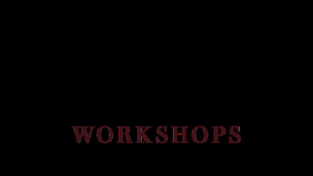 Jill Poulton Workshops Regina, Saskatchewan