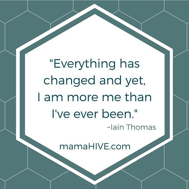 🐝 • #Motherhood changes everything. • We emerge as enhanced versions of ourselves. • mamaHIVE is: Supporting Motherhood, Empowering Women. • Stay tuned. •  Join our mailing list for updates, link in bio.