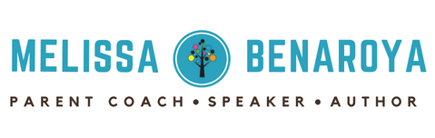 Melissa Benaroya, LICSW - Parent Coach, Speaker & Author
